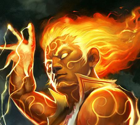 Firey McFireFace