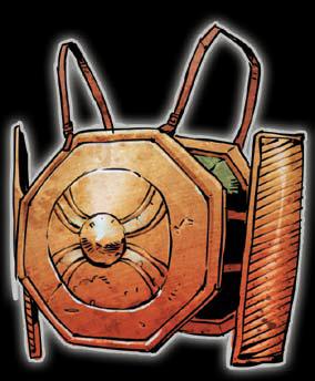 Ghost Mirror Armor