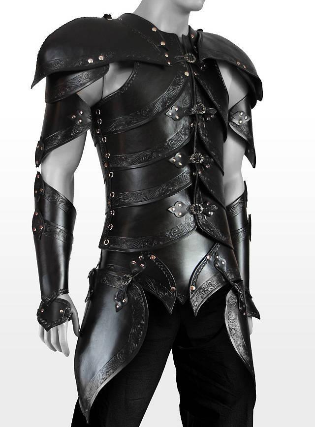 Ophelia's Leather Armor