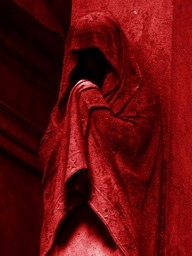 The Bloody Cloak Thing