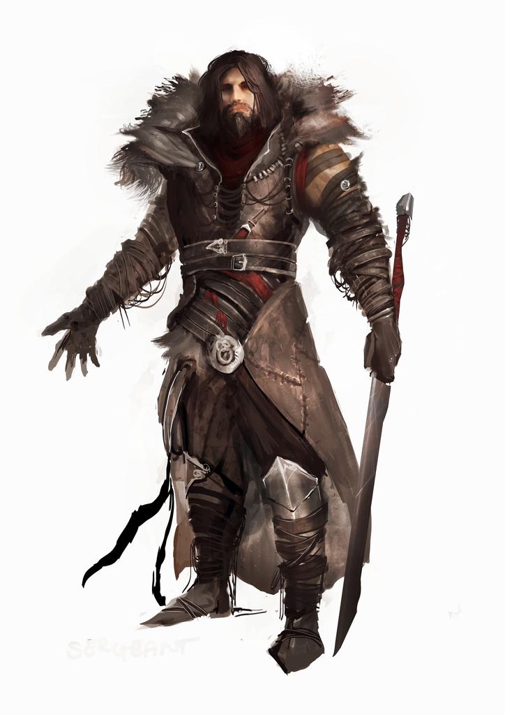 Bandit leader Hansol