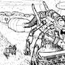 """KIC-3 """"Harvester Ant"""" AgroMech"""