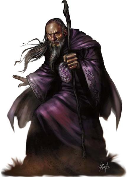 Grand Magus Evard Terasus