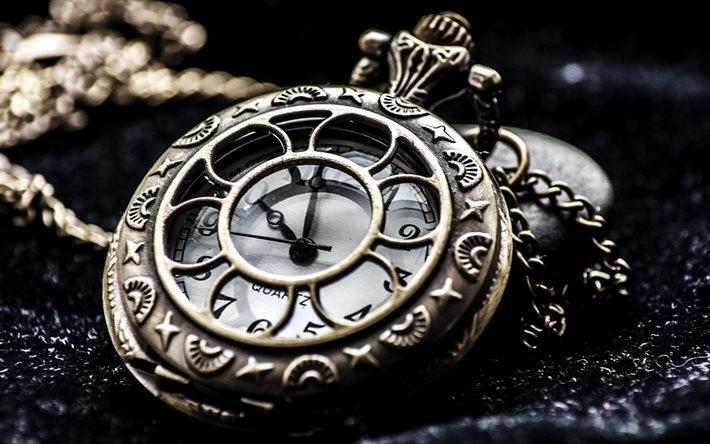 Kors Pocket Watch