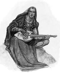 Rocelin the Minstrel