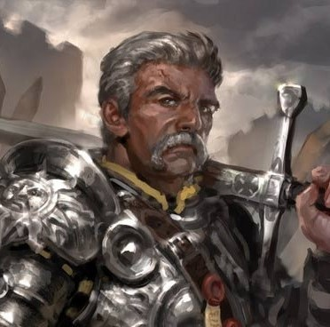 Captain Marcus Baerfaust