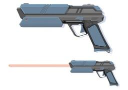 M-44 Laser Sidearm