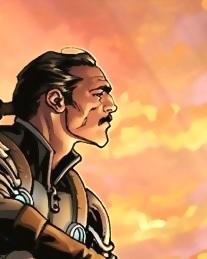 Mr. Hawkfoot