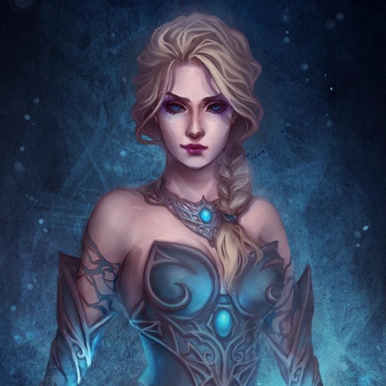 Queen Elsa Snow