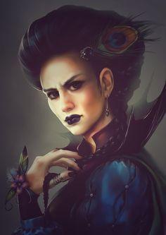 Lady Illyria