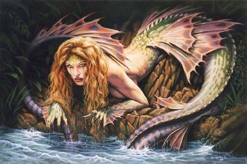 Jacenthia la Sirène