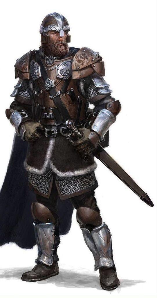 Sir Torrin of House Jahard