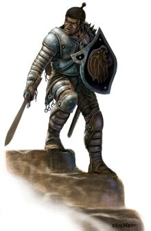 Sergeant Markguth