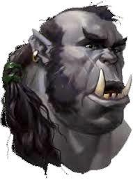 Orc guy