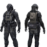 Mark IV Variable Combat Suit