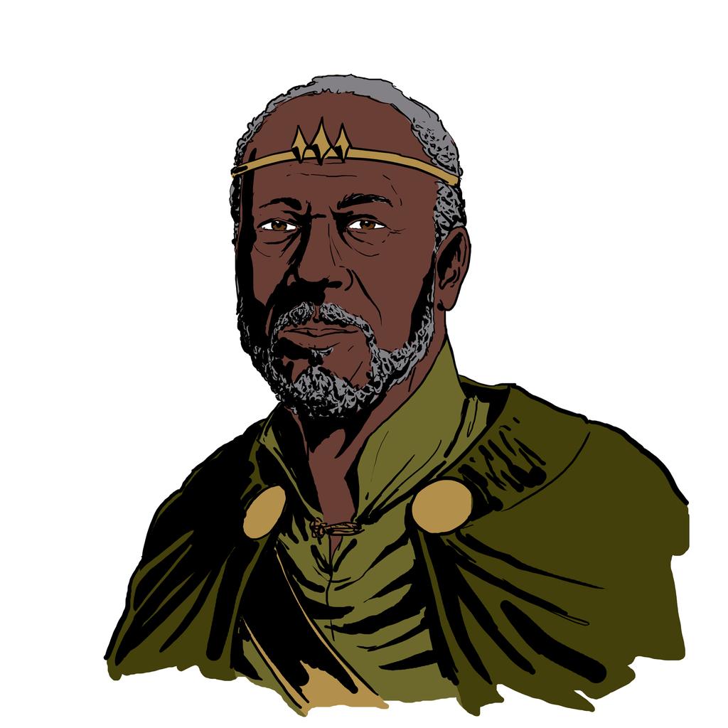 King Aodhan Lesterman