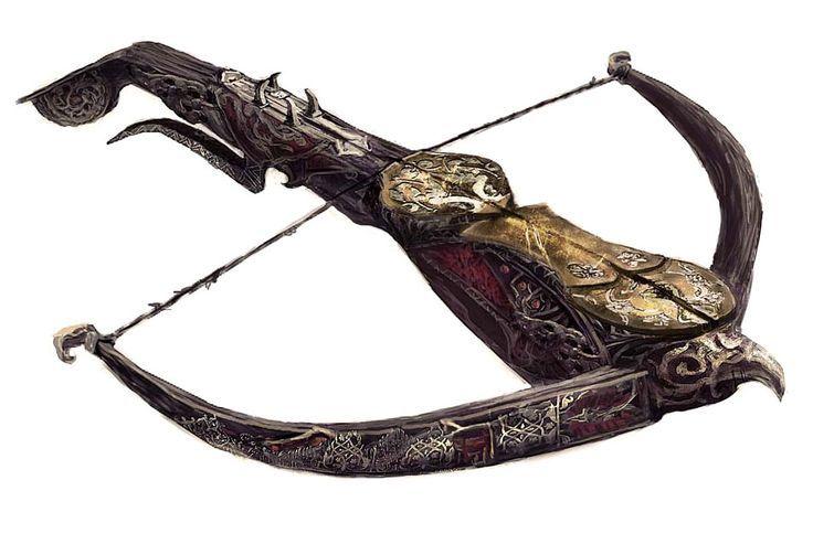 Castighan Crossbow