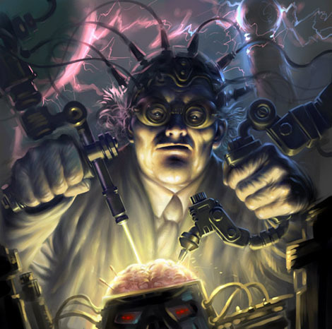 Dr Neutronshock