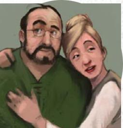 Haran and Kesla Mullin