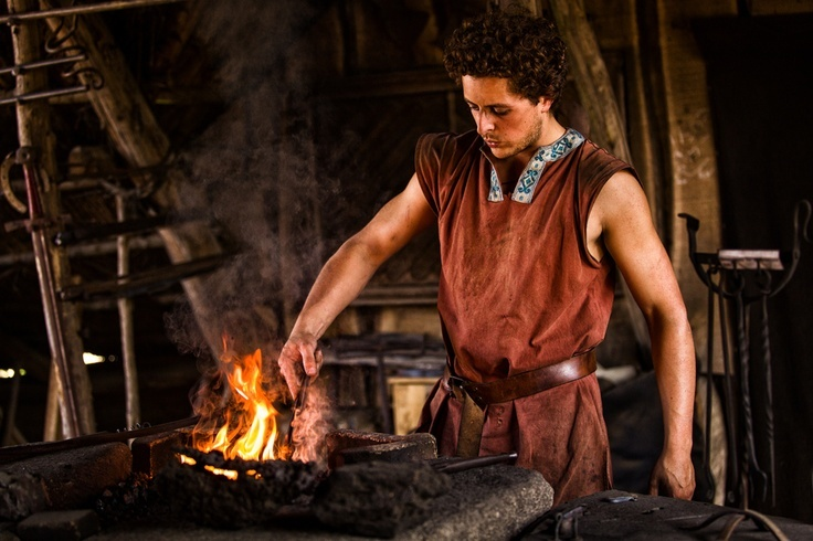 Brancaleone the Blacksmith