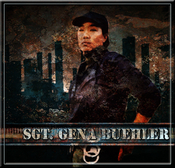 SGT. GENA BUEHLER