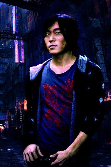 Bin Waan Jing (Impetuous Phantom)