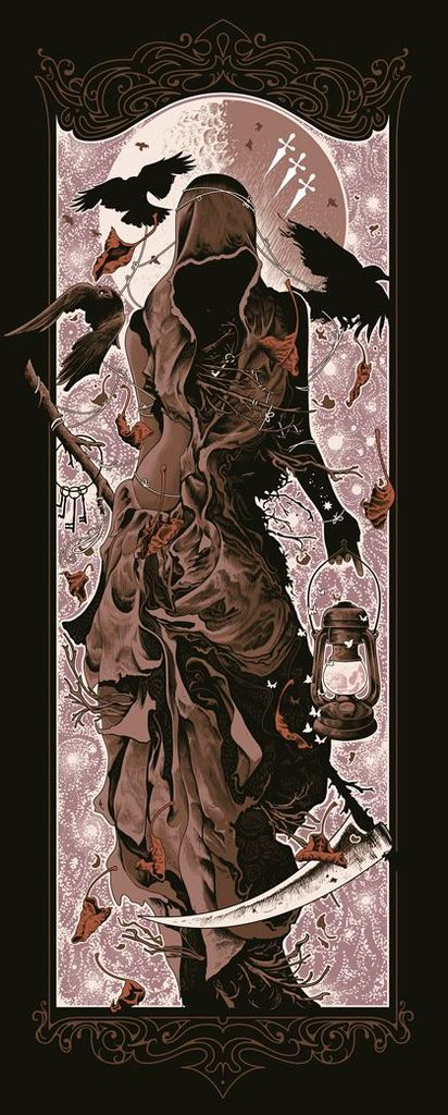 Luna Redgrave (Reaper)