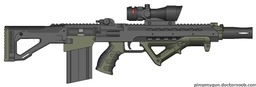 IT BR-5 Battle Rifle