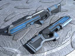 M-91 Marine Laser Rifle