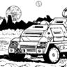 Darter Scout Car