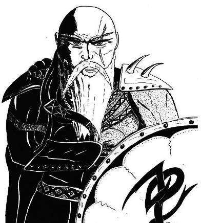 Andrasch Drachenzahn, Sohn des Orgrimm