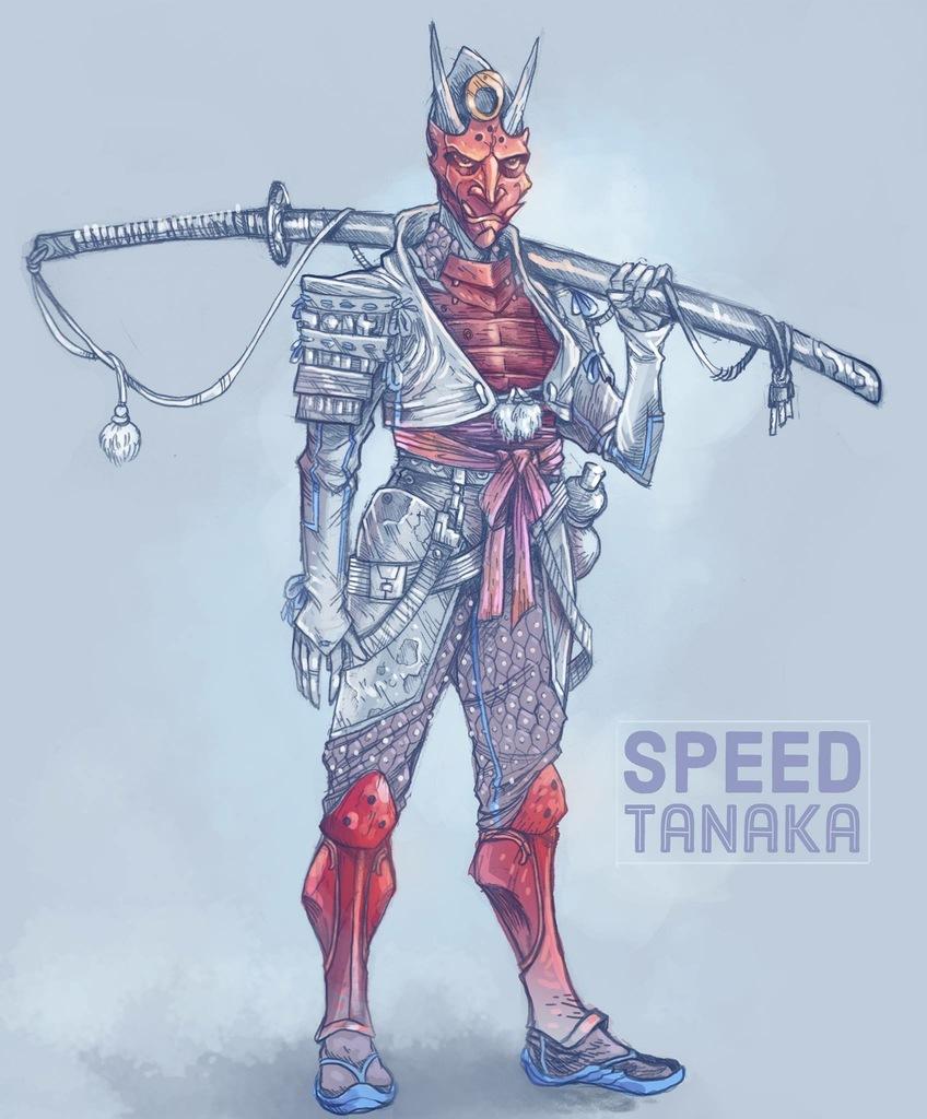 Speed Tanaka