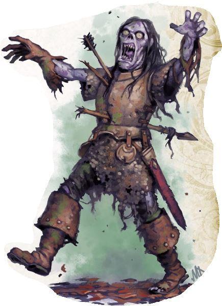 (Enemy) Zombie
