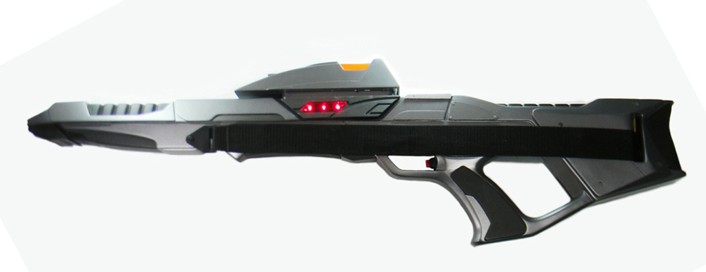 Phaser Rifle, Star Fleet Standard Issue