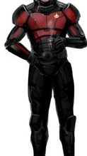 Body Armor, Star Fleet Standard Issue
