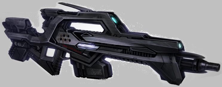Phaser Rifle, Elite