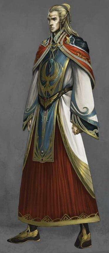Prince Malgonar Enedras