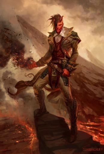 Iskarias Chaosborn