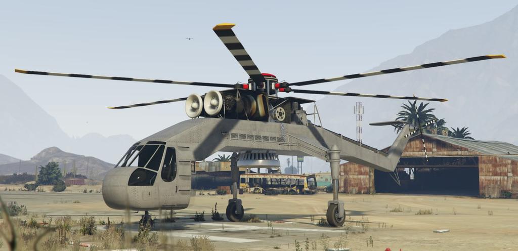 Skycrane JetVTOL