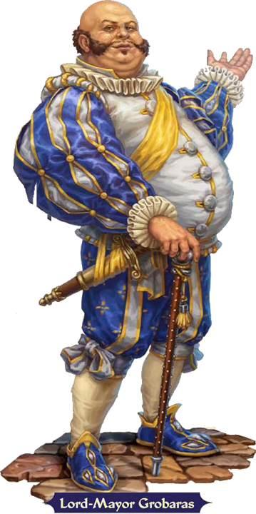 Lord-Mayor Haldmeer