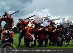 Musket-men