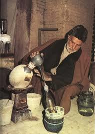 Hajid the Mixer