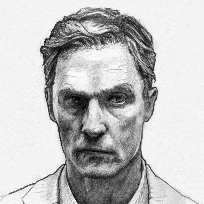 Detective Robert Caiden