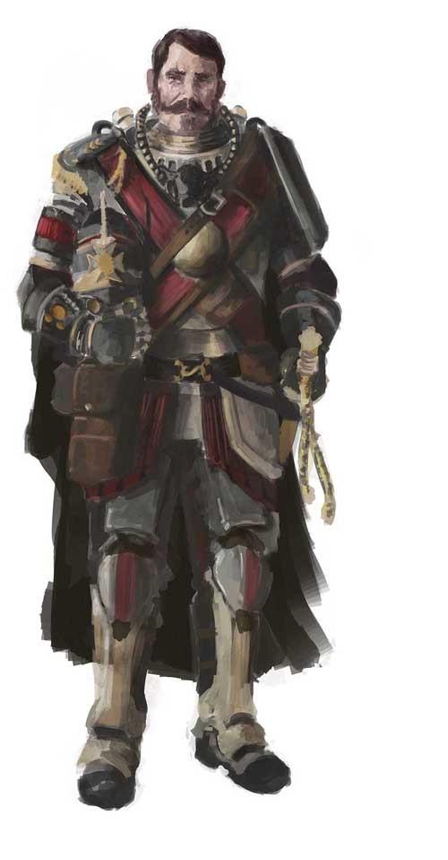 Count Joshua Delacroix