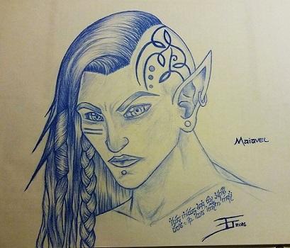 Maiavel of Alfmyr