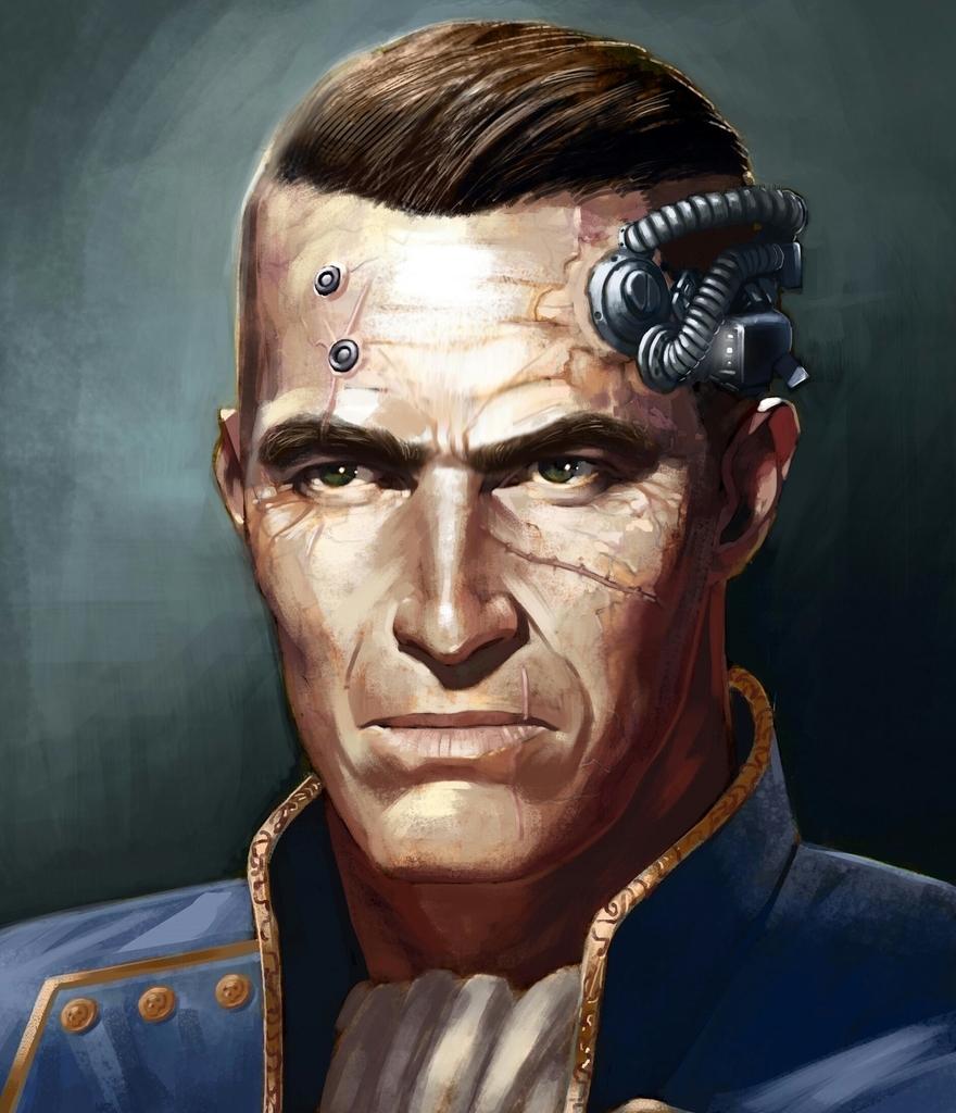 Lord-Commander Erebus Fayne