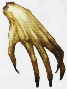 The Hand of Farud Shar