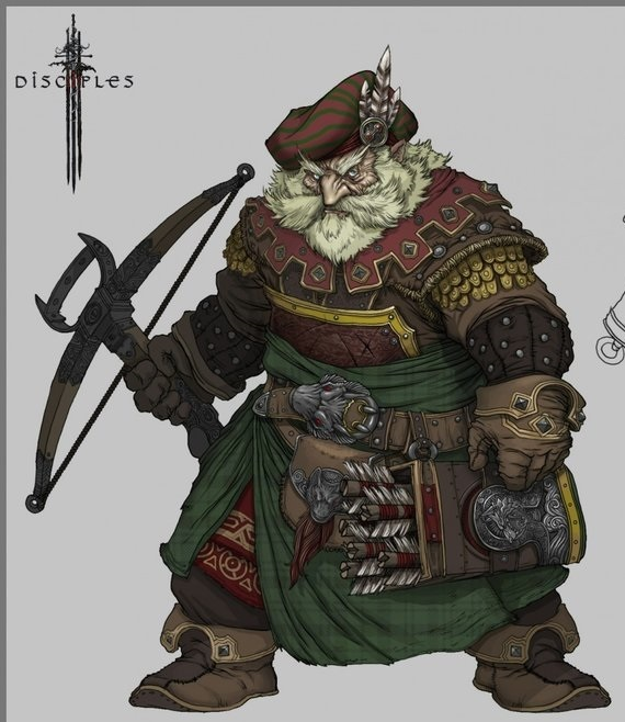 Berend, Ranger (2)