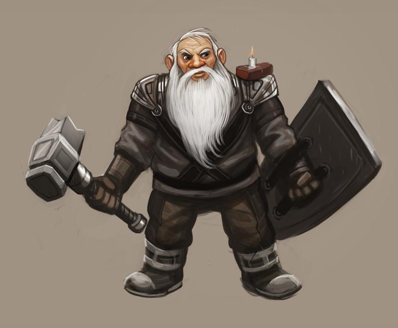 Tordek, Fighter (3)