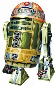 """R2-H1E (""""Honey"""")"""